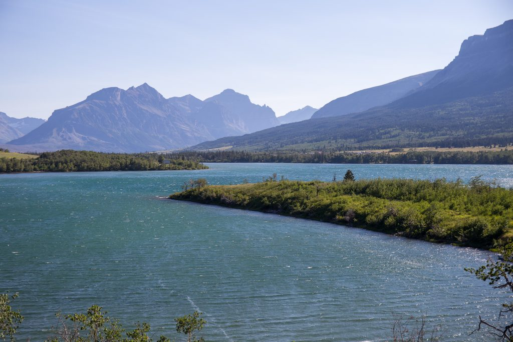 Lower Saint Mary Lake