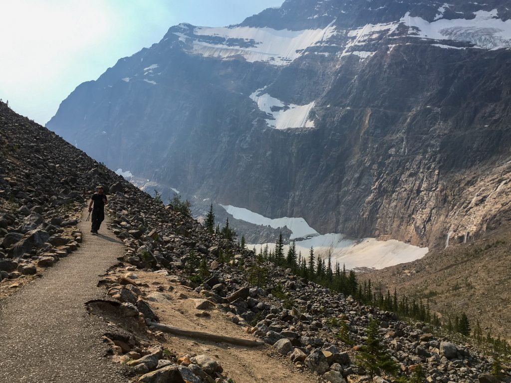 Path of the Glacier Trail